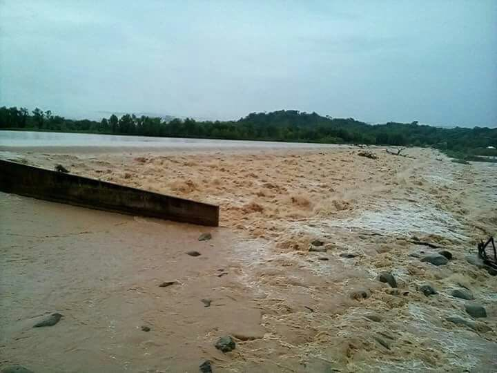 oaxaca comunidades riesgo inundacion rio verde