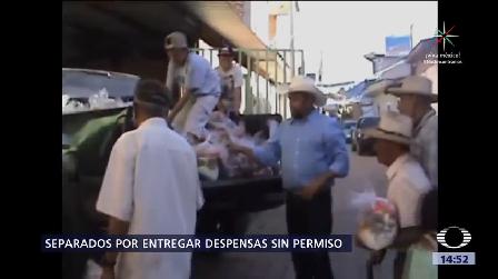 Yunes Separa Cargo Tres Funcionarios Gobernador De Veracruz Miguel Ángel Yunes