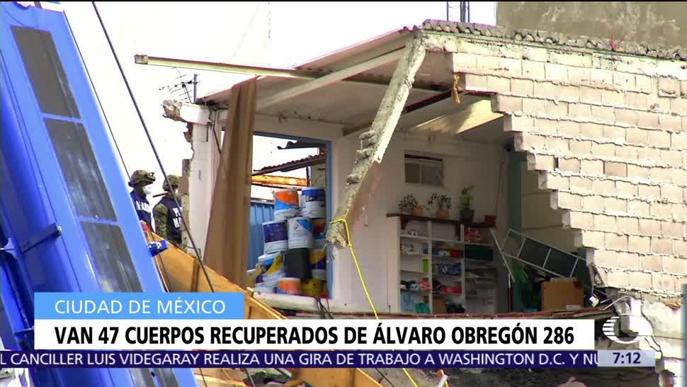 Recuperan 47 cuerpos en derrumbe de Álvaro Obregón 286
