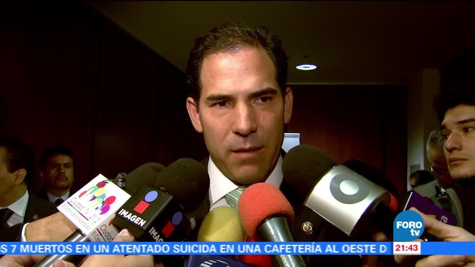 Senador Pablo Escudero solicitó licencia