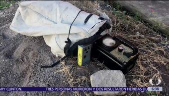 Localizan fuente radiactiva robada en Tepic, Nayarit