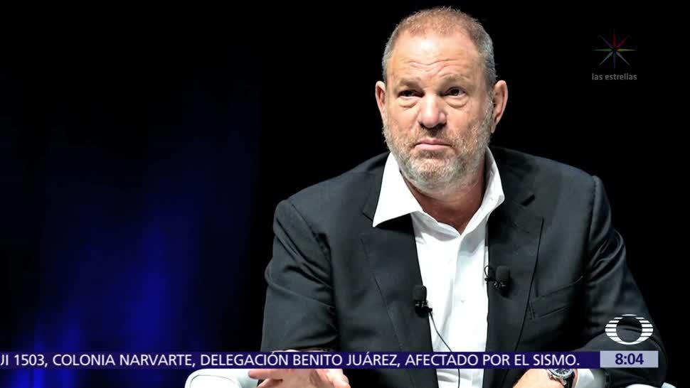Harvey Weinstein protagoniza escándalo sexual en Hollywood