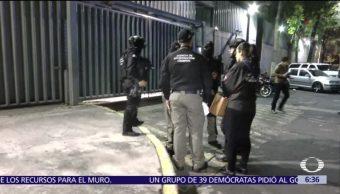 Presunto operador financiero del cártel de Sinaloa llega a la SEIDO