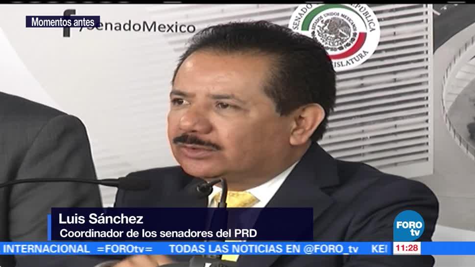 PRD fija postura sobre caso de Santiago Nieto, extitular de Fepade