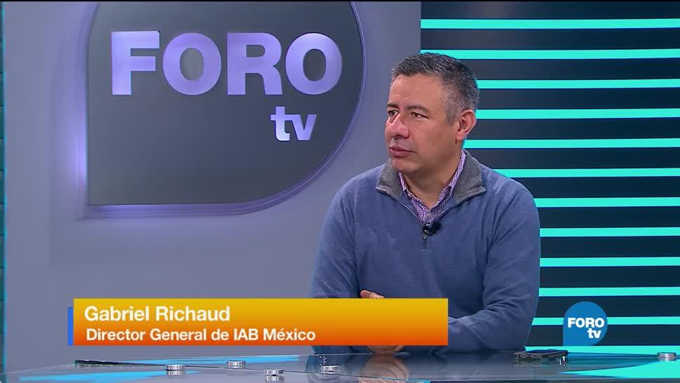 La participación de Gabriel Richaud, IAB, México IAB México
