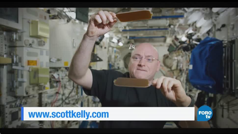 Scott Kelly, el astronauta que más tiempo ha pasado EEI