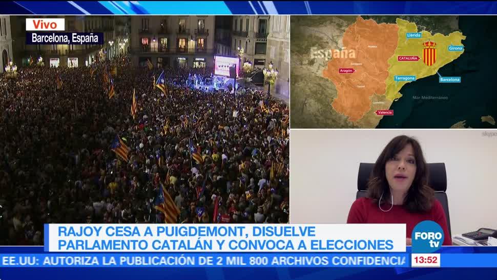 ¿En qué consiste la aplicación del Artículo 155 en España?