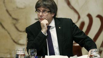 carles puigdemont amenaza concretar independencia cataluña