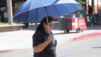 Foto: Prevén un incremento de temperaturas en varias entidades de México, 16 febrero 2019