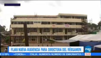 Directora Colegio Rébsamen Presenta Audiencia Dueña