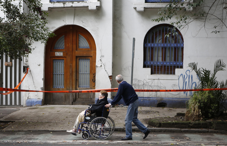 Empiezan apoyos para damnificados del sismo del 19 de septiembre