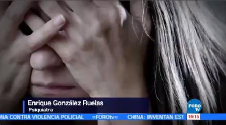 Estrés Postraumático Doctora Diane Pérez Trastorno Sismos Registrados Recientemente
