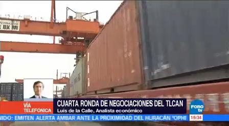 Eu Acuerdo Benéfico Trilateral Tlcan Luis De La Calle Analista Económico