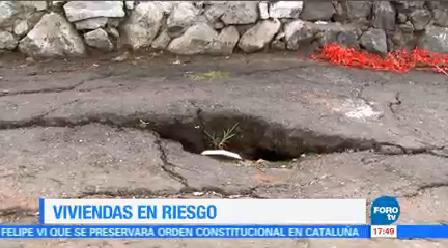 Habitantes Xochimilco Riesgo Fallas Geológicas Sismos