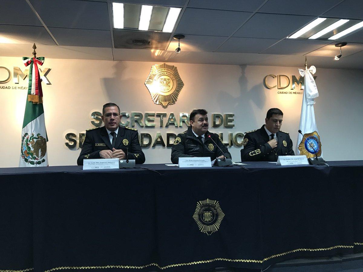 sspcdmx rechaza resultados observatorio ciudadano homicidios
