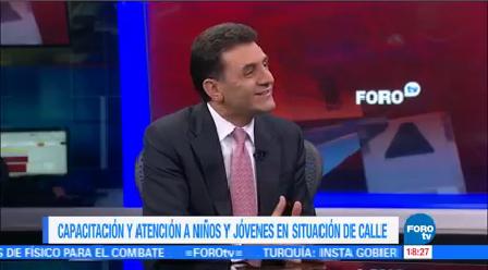 Juconi Futuro México Necesita Cambiar Luis Alberto Aziz Fundación