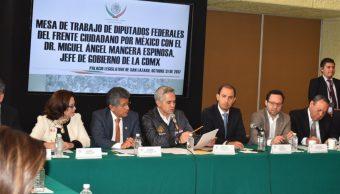 pide mancera nuevo fondo desastres naturales cdmx