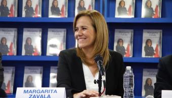 Margarita Zavala No puedo decidir cosas Frente México