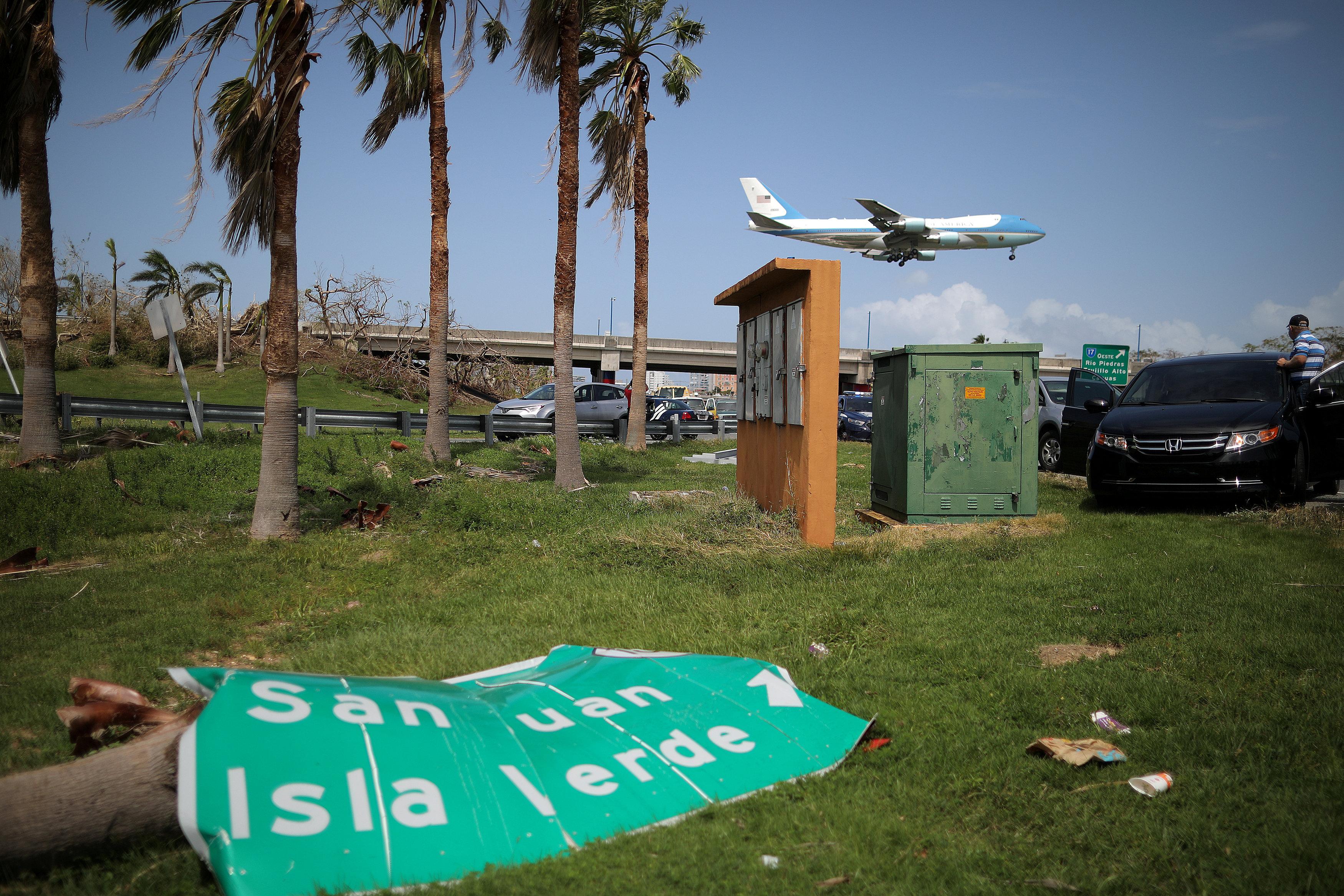 Aumenta a 34 los muertos en puerto rico tras el paso del - Puerto rico huracan maria ...