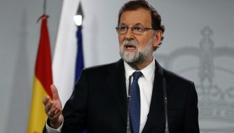 El presidente de España, Mariano Rajoy. (Reuters, archivo)