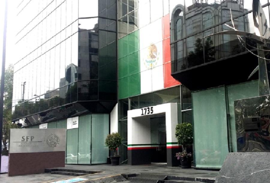 sfp sanciona tres servidores publicos que no comprobaron gastos