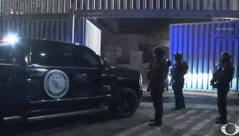 Trasladan a la SEIDO al presunto operador financiero de 'El Chapo' Guzmán