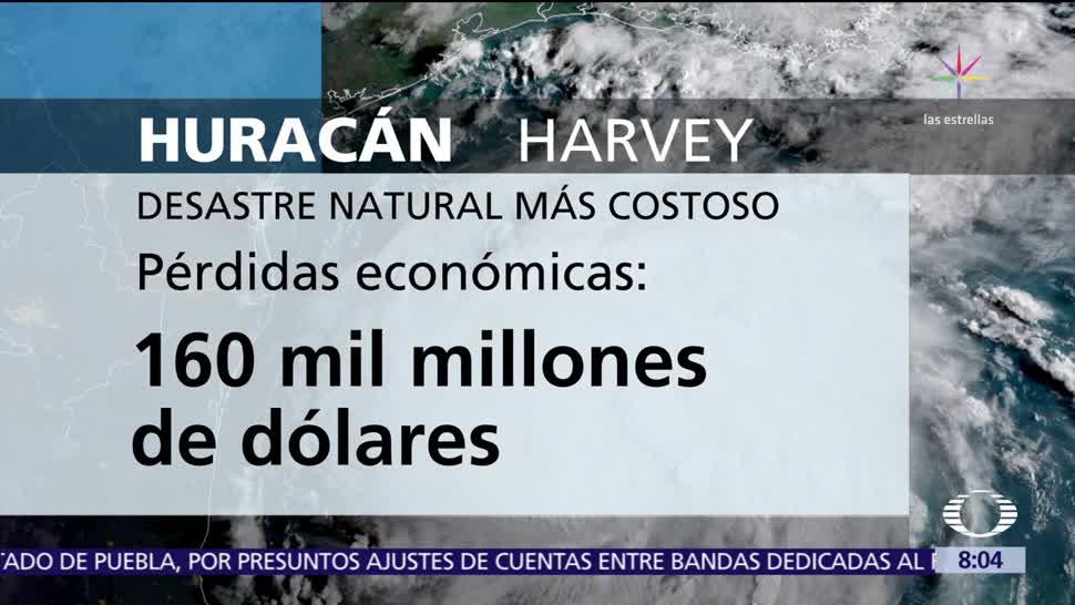 Mexicanos en Houston aún padecen la devastación del huracán 'Harvey'