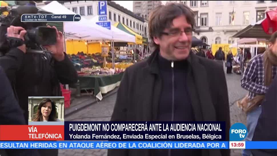 Qué pasaría si Puigdemont no comparece ante la Justicia de España