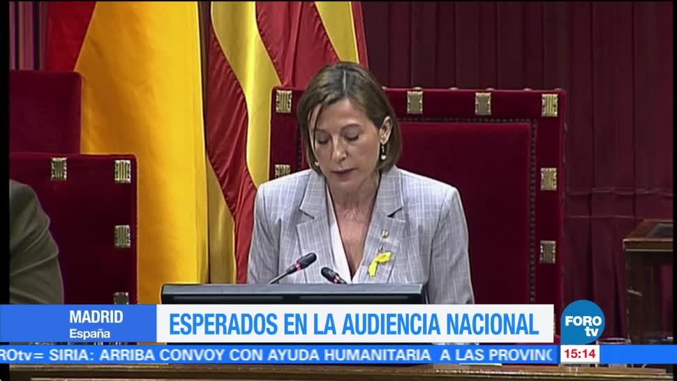Continúa la crisis por situación de Cataluña