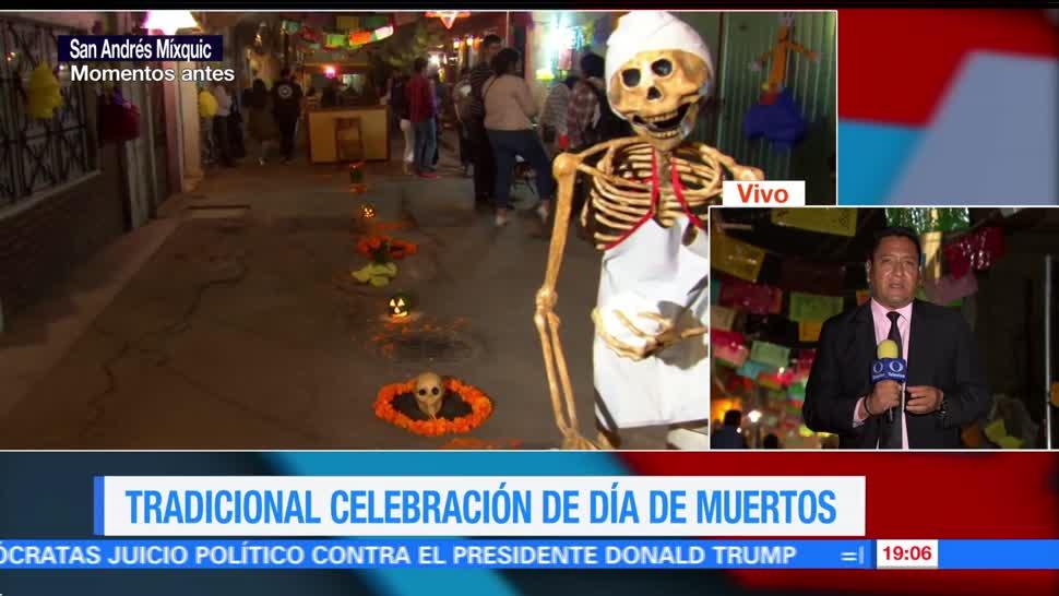 Vecinos de Míxquic realizan exposición sin apoyos de autoridades