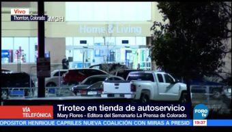 FBI investiga tiroteo en Thornton, Colorado