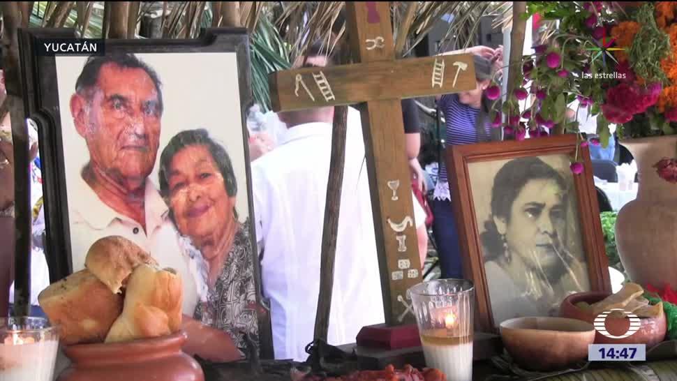Yucatán celebra el Día de Muertos