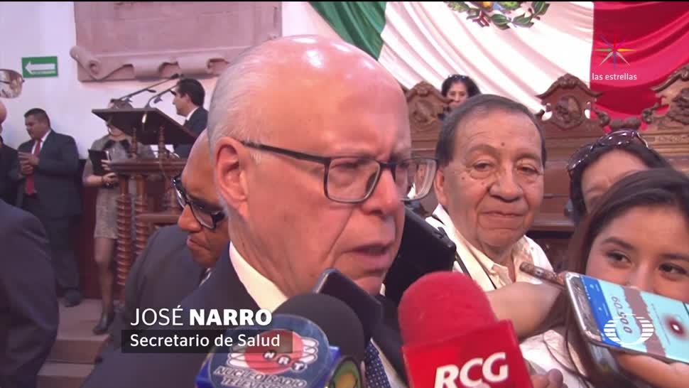 Narro habla sobre la candidatura a la Presidencia