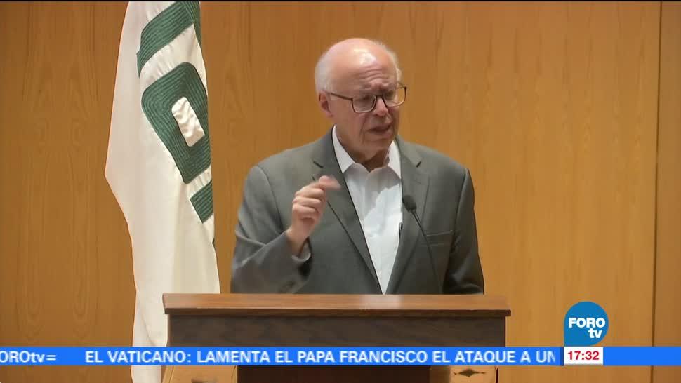 José Narro detalla retos del Sector Salud