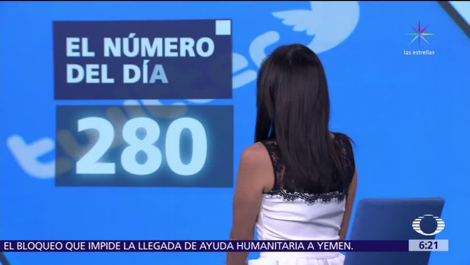 El número del día: 280