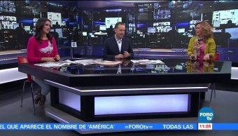 Matutino Express del 8 de noviembre con Esteban Arce (Bloque 3)