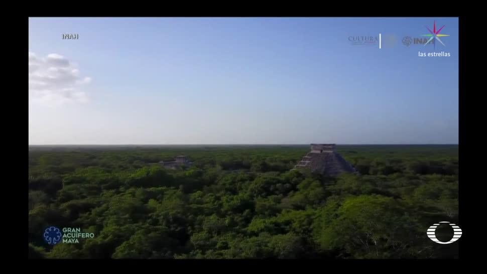 Inicia exploración subterránea en Chichén-Itzá