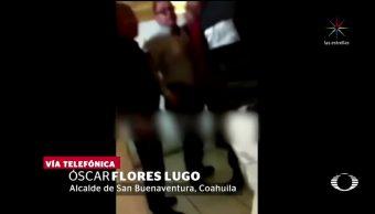 Perla Negra: Alcalde de San Buenaventura