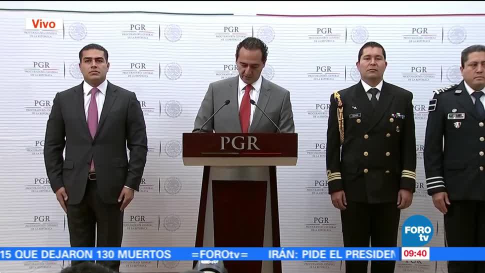 AIC detiene al principal responsable del narcotráfico de Baja California a EU