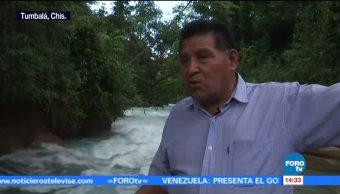 Realizan Estudio Determinar Cascadas Agua Azul Chiapas