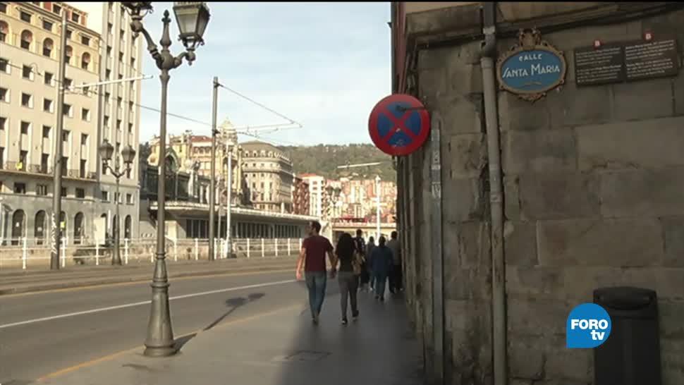La independencia del país vasco; el contexto