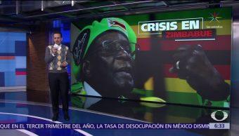 Zimbabue, azotado por una dictadura que ha generado pobreza