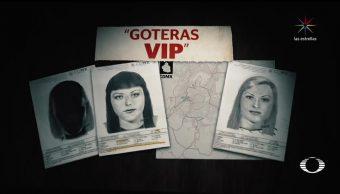 Goteras VIP operaron en Polanco y la Condesa