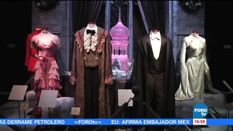 Exposición de Harry Potter llega a España