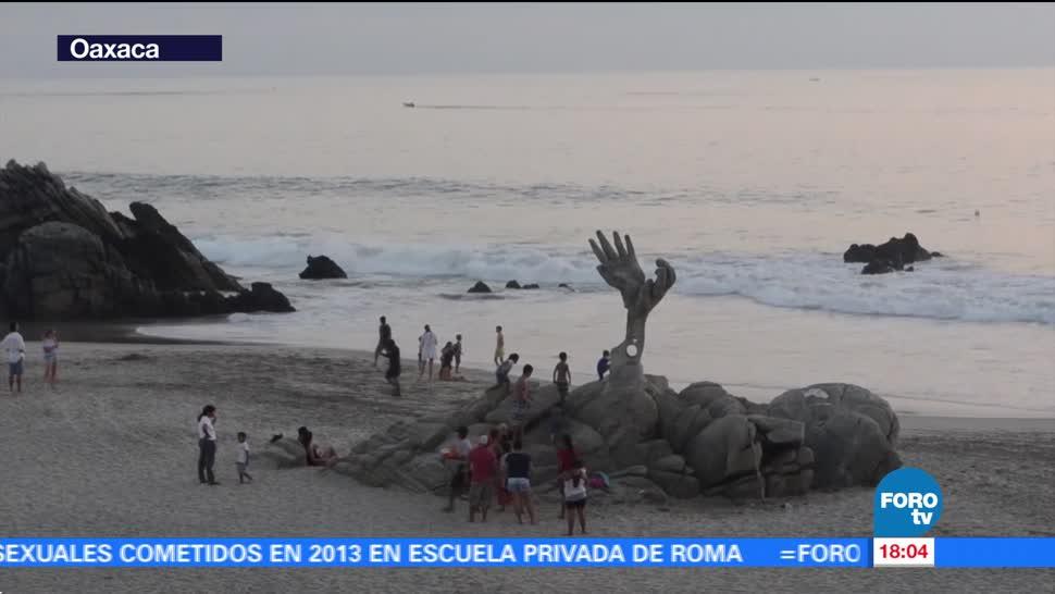 Playas de Oaxaca entre las preferidas por los turistas