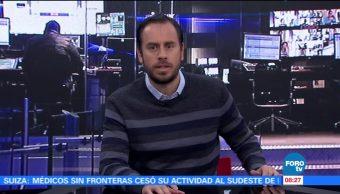 Matutino Express del 22 de noviembre con Esteban Arce (Bloque 1)