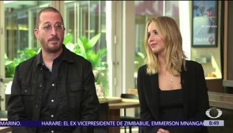 Jennifer Lawrence y Darren Aronofsky terminan su relación