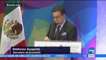 Guajardo inaugura el Encuentro Nacional de Microfinanzas