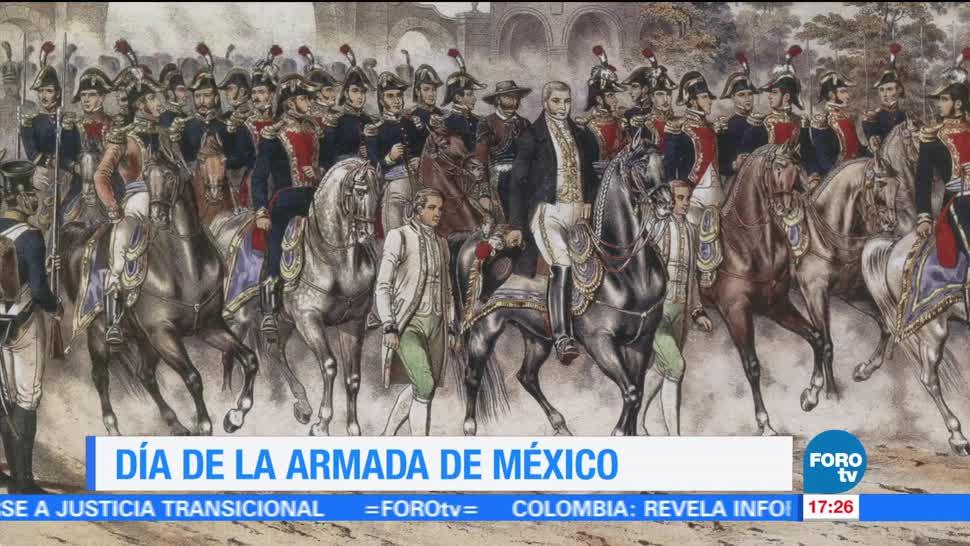 ¿Por qué se conmemora el Día de la Armada de México?