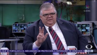 Carstens analiza futuro del TLCAN, la inflación y el 2018
